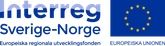 Interreg logo and link to webpage